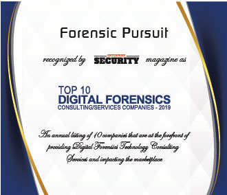 Forensic Pursuit